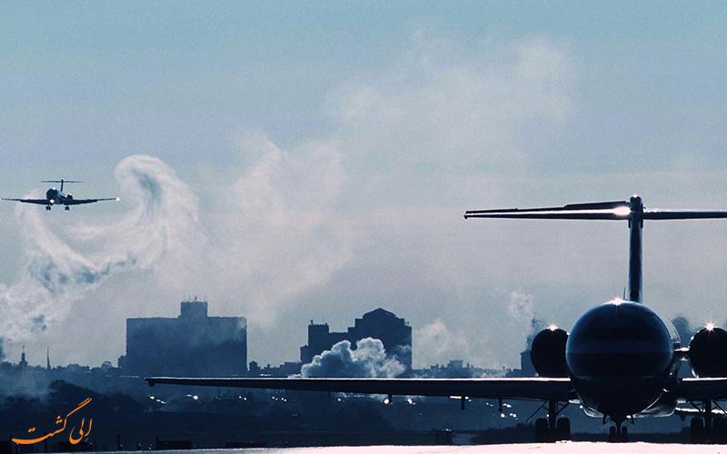 توربولانس در حین پرواز چه پدیده ای است؟