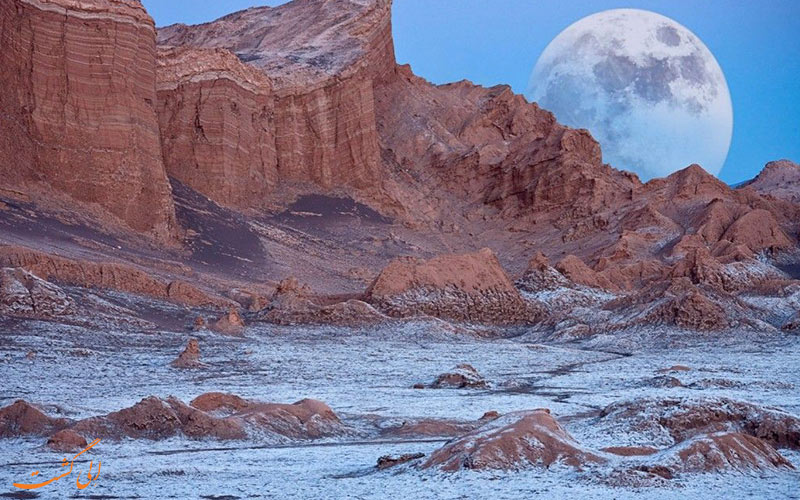 واله د لونا در شیلی