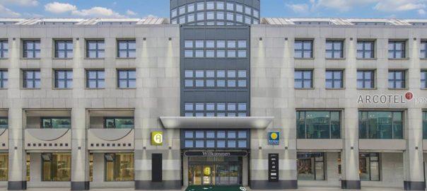 هتل آرکوتل دونزنتروم وین