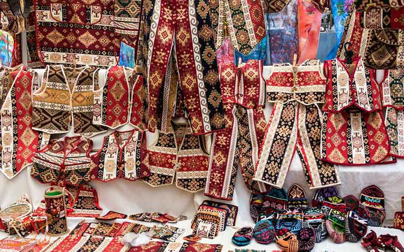 خرید کردن در ارمنستان