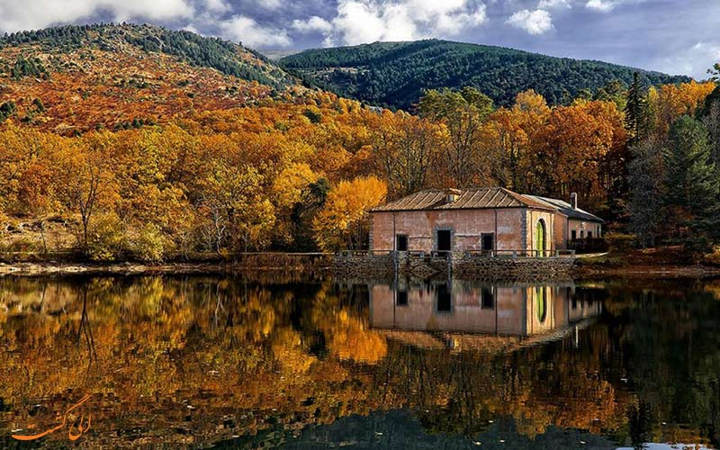 پاییز اسپانیا