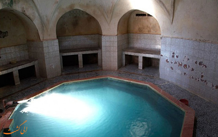 چشمه آب گرم لاریجان