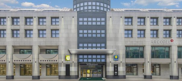 هتل آرکوتل دونازنتروم وین