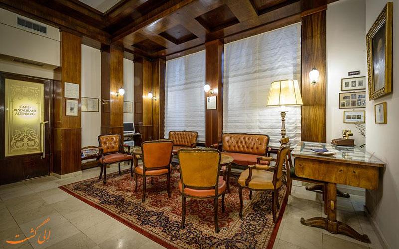 هتل گرابِن وین