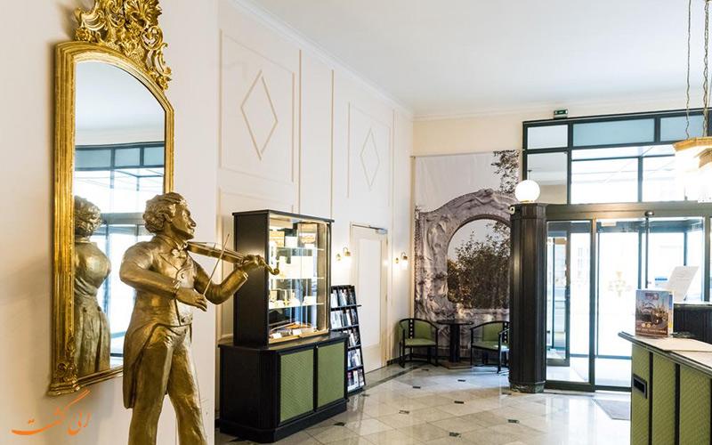 معرفی هتل یوهان استرائوس وین   4 ستاره