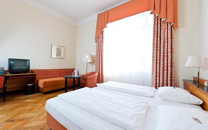هتل یوهان استرائوس وین   johann strauss hotel vienna