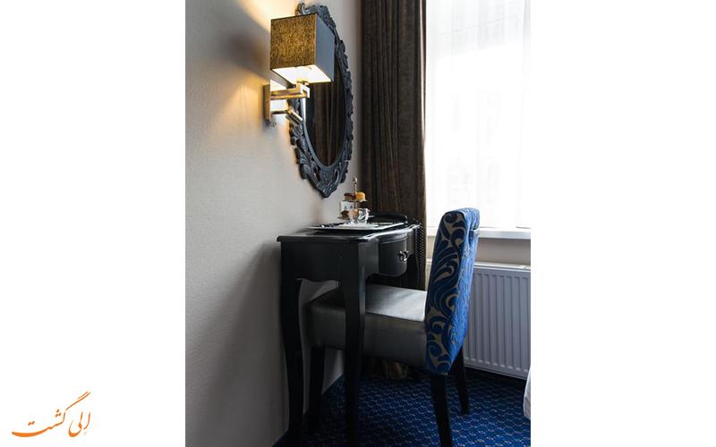 امکانات اتاق های هتل آمستردام