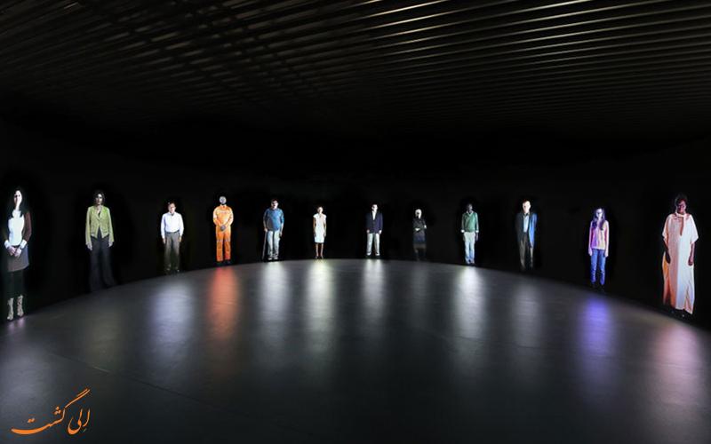 گشتی در موزه ی بین المللی صلیب سرخ و هلال احمر در ژنو