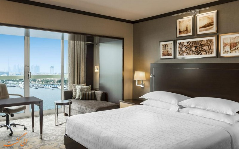 هتل شرایتون در دبی
