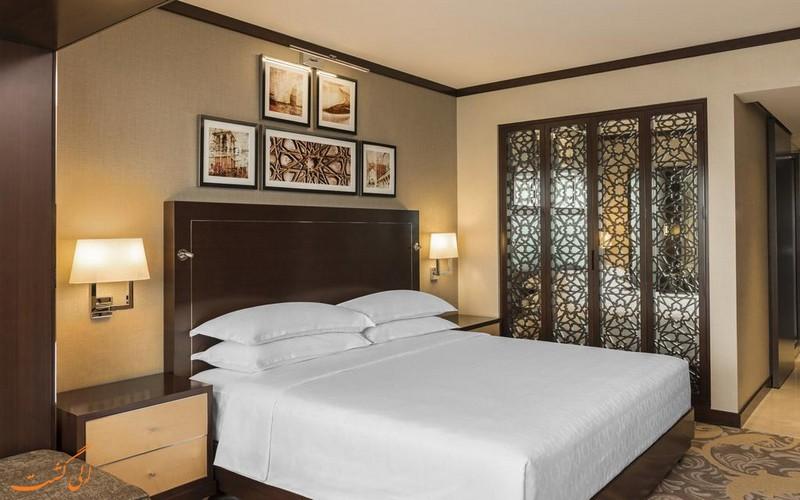 هتل 5 ستاره شرایتون در دبی