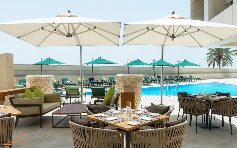 هتل 5 ستاره شرایتون دبی