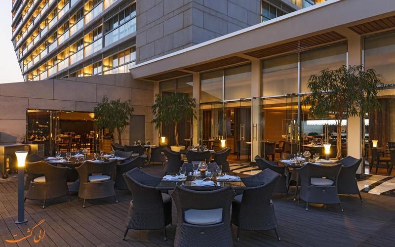 هتل 5 ستاره شرایتون