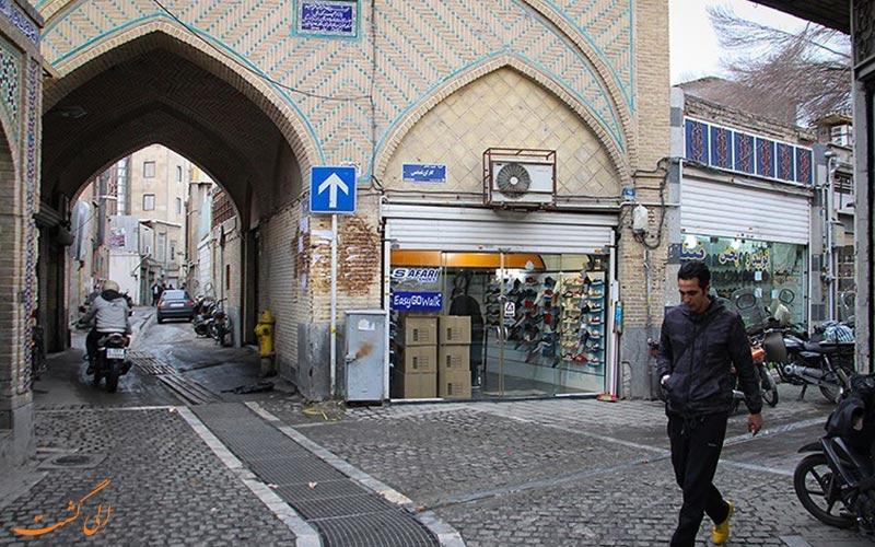 محله تهران