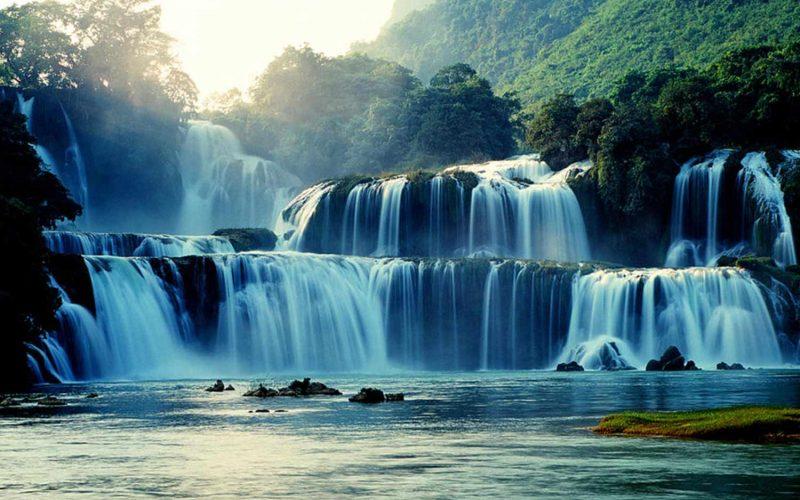 آبشار معمولی