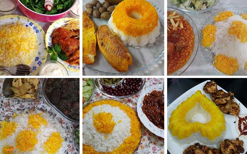 پلوهای ایرانی