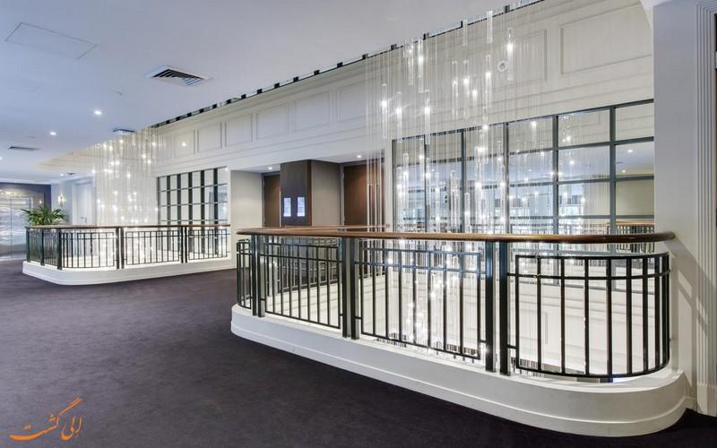 هتل پولمن هاید در سیدنی