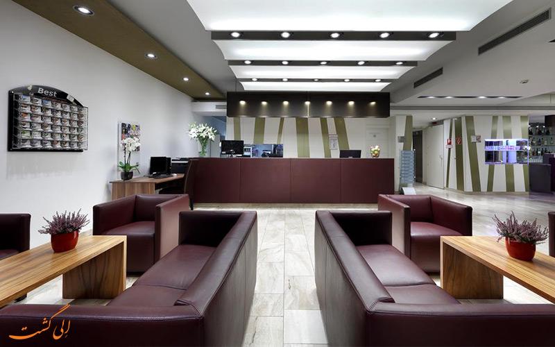 معرفی هتل یورواستارز امبزی وین | 4 ستاره