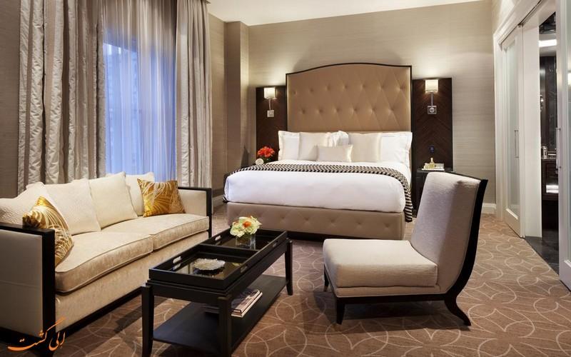 هتل 5 ستاره روزوود گئورجیا