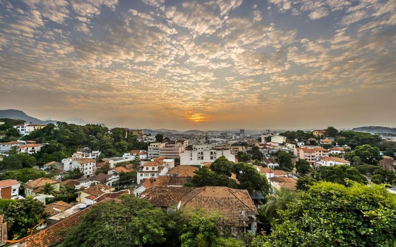 هتل 5 ستاره سانتا ترزا در ریو