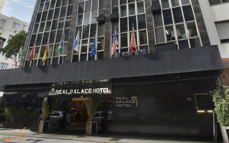 هتل ریل پالاس ریو