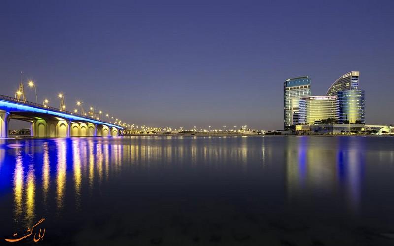 هتل اینترکانتیننتال دبی