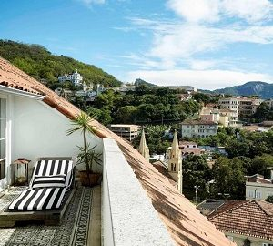 هتل سانتا ترزا ریو