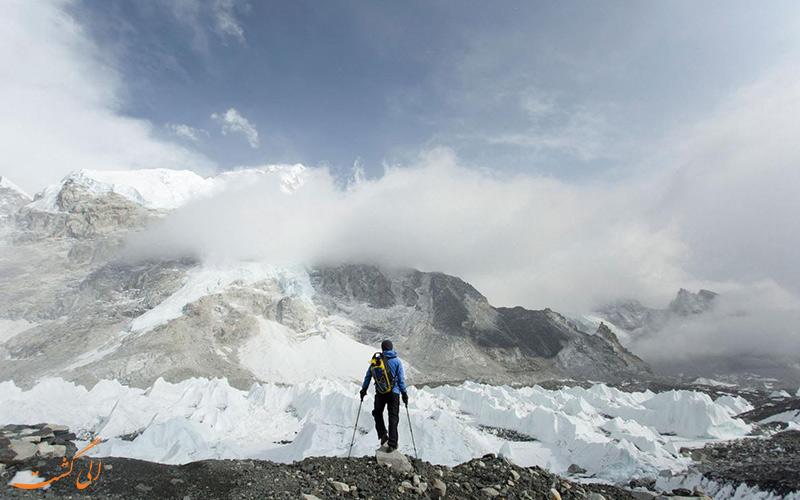 کوه آلبراس در روسیه