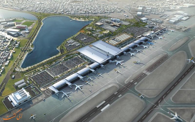 شلوغ ترین فرودگاه ها در دنیا