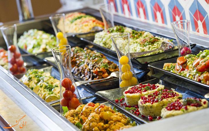 رستوران الهوبارا قطر