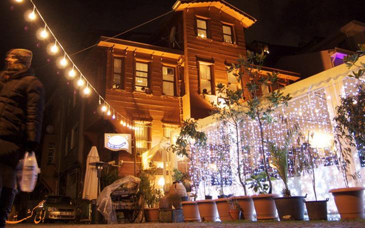 رستوران بالیکچی استانبول