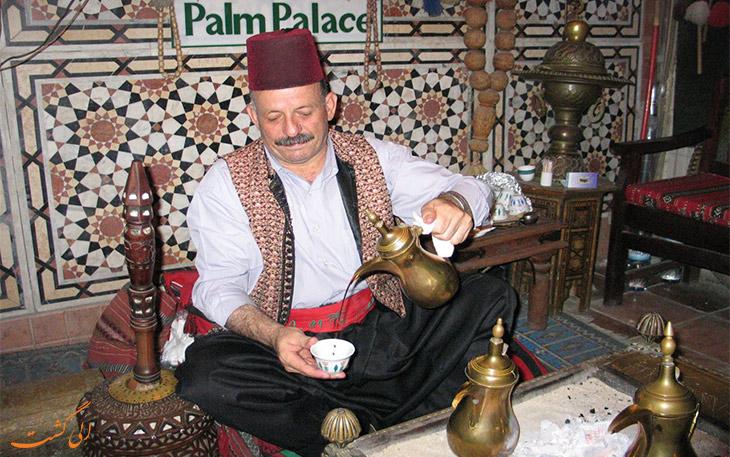قهوه خانه سنتی