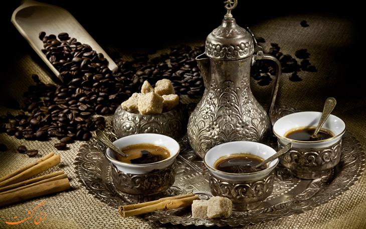 قهوه در خاورمیانه