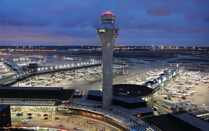 فرودگاه بین المللی شیکاگو
