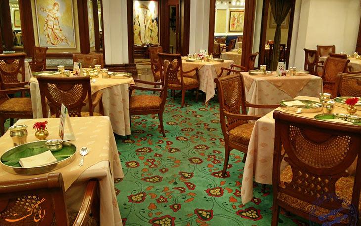 رستوران داکشین دهلی