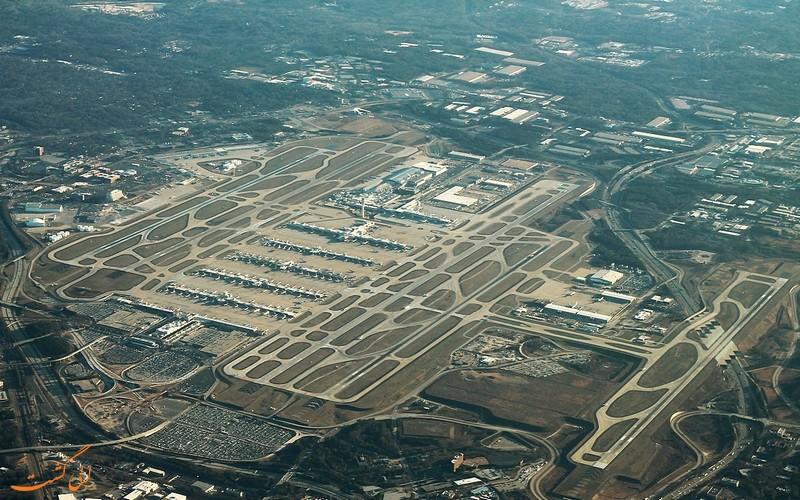 فرودگاه آتلانتا