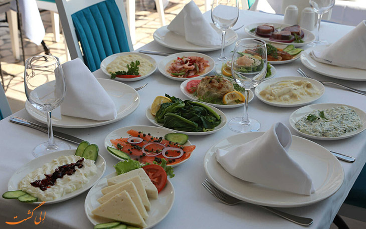 رستوران کاریشما سن استانبول