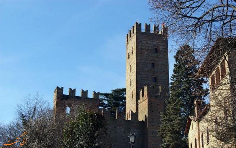 قلعه لاروکو ویسکونتا