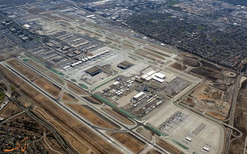 فرودگاه بین المللی لس انجلس