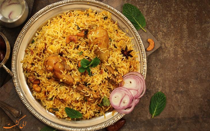 غذای مجبوس قطر