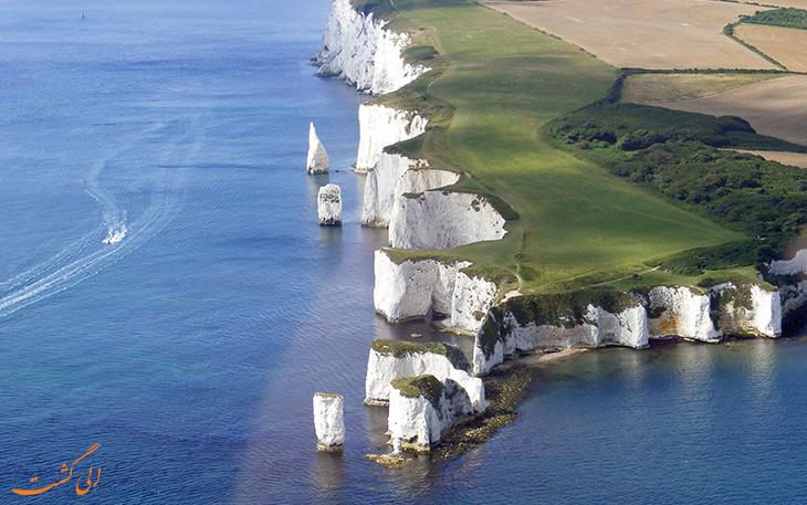 صخره های قدیمی هری