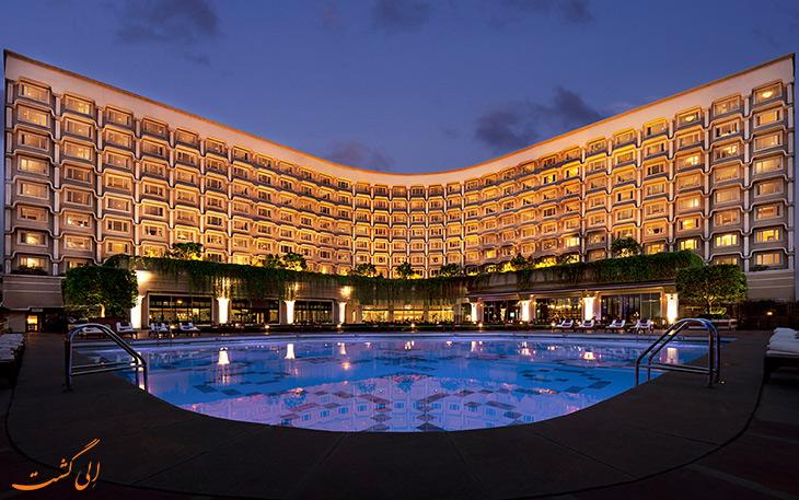 هتل تاج پالاس دهلی