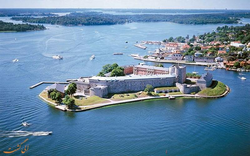 جزیره وکسهلم سوئد