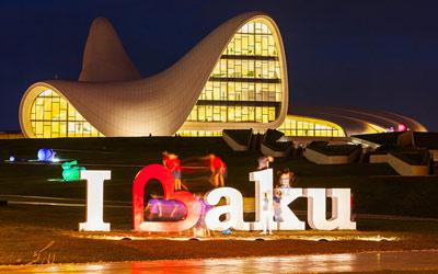 دلایل سفر به باکو