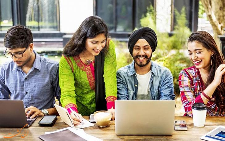 هندی ها در زمینه فناوری