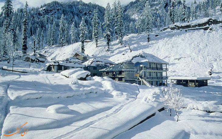 زمستان هند