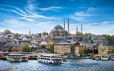 کاهش هزینه سفر به استانبول