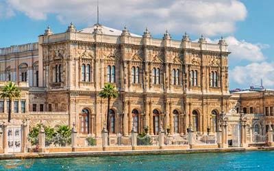 مشهورترین کاخ های استانبول