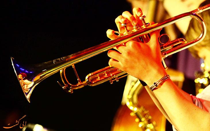 فستیوال جاز تفلیس