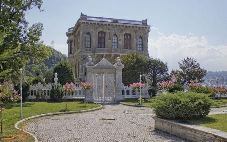 کاخ کوچوک سو استانبول