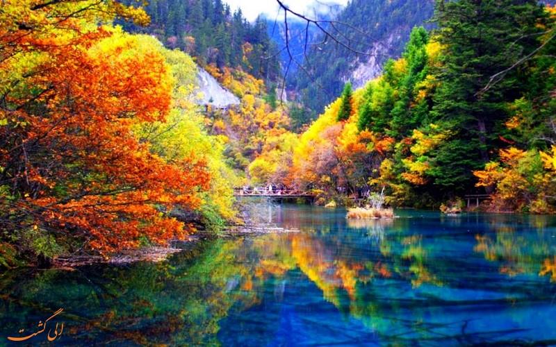 دریاچه پنج گل